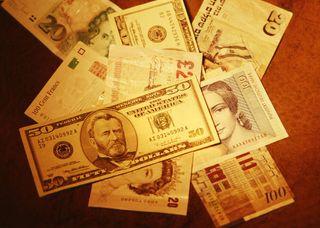 Money - Fifty dollar bill
