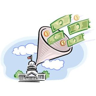 Tax funnel to Congress