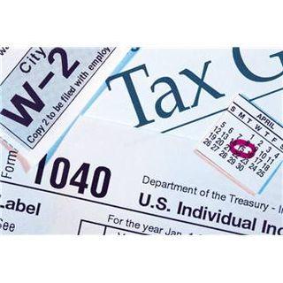 Income Tax Collage